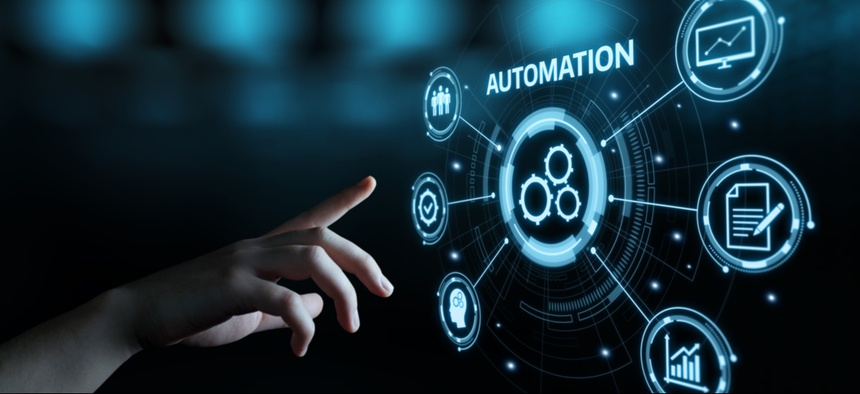 Automation Can Make Agencies' Tough Budget Decisions Easier'