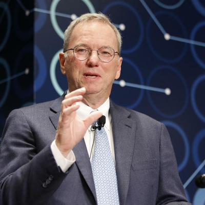 Former Google Chief to Chair Government Artificial Intelligence Advisory Group