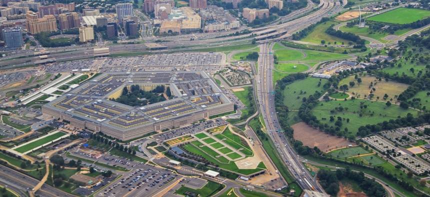 The Pentagon in Arlington, Va.