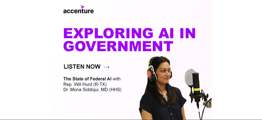 Dr. Mona Siddiqui, Chief Data Officer at the U.S. Department of Health and Human Services