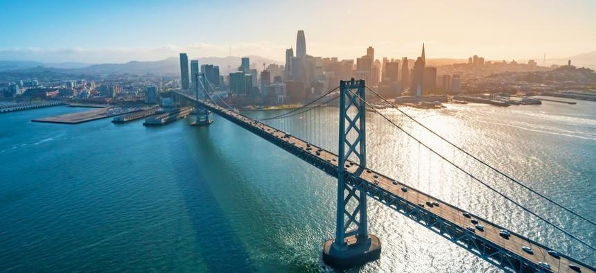 The San Francisco–Oakland Bay Bridge