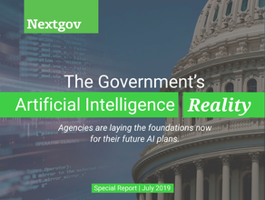 The Government's Artificial Intelligence Reality