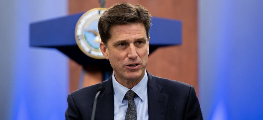 Defense Department CIO Dana Deasy