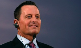 Richard Grenell replaced Joseph Maguire as acting director of national intelligence.