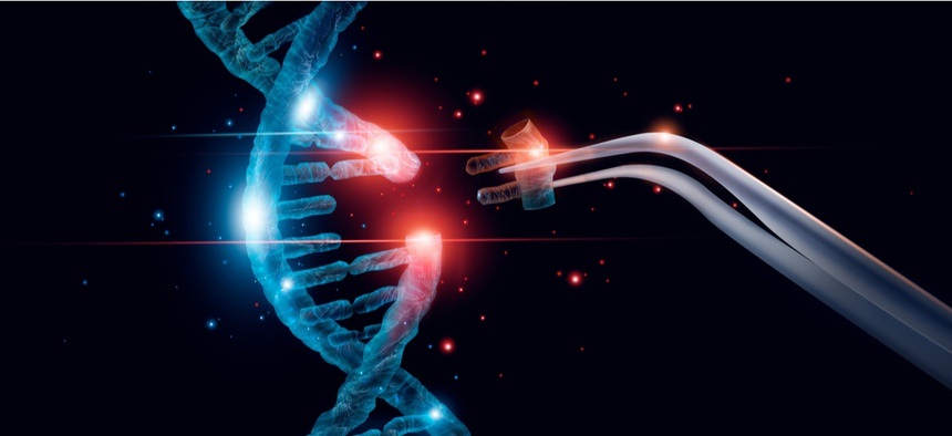 National Lab Scientists Work to Reprogram Genes to Fight COVID-19