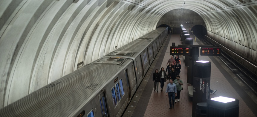 D.C.'s Transit System Won't Fully Restart Service Until Next Spring