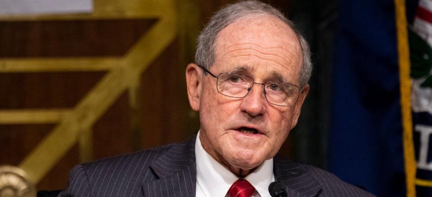 Senate Foreign Relations Chairman Committee Chairman Jim Risch