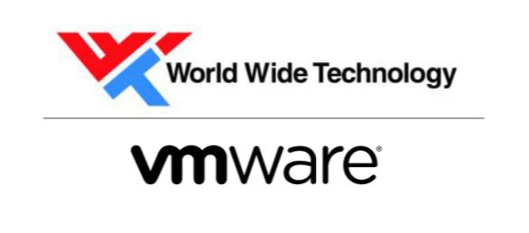 WWT & VMWare's logo