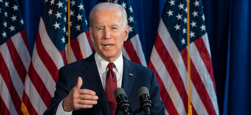 Biden Victory Promises End to Tumultuous Four Years for Government Under Trump