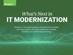 What's Next in IT Modernization