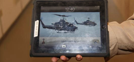 Air Force Special Operations Command revises iPad purchase