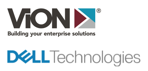 ViON & Dell Technologies logo